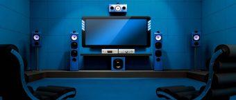 Home Sinema Akustik Düzenleme