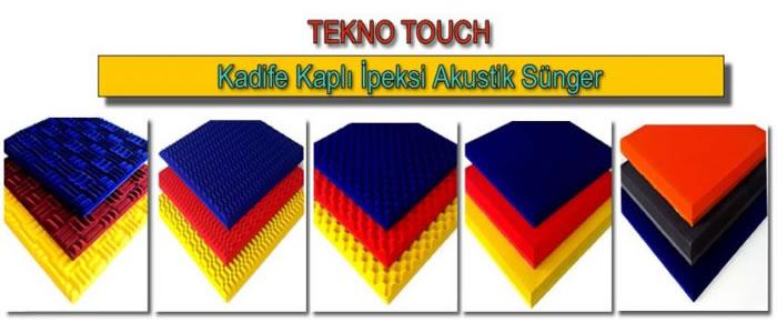 Tekno Touch Sünger